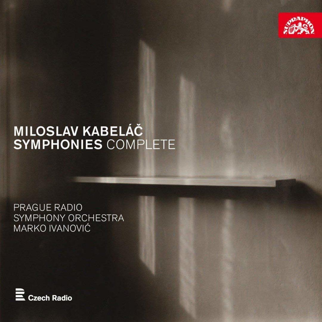 """Kabeláč: Symphony No. 8 """"Antiphons"""""""